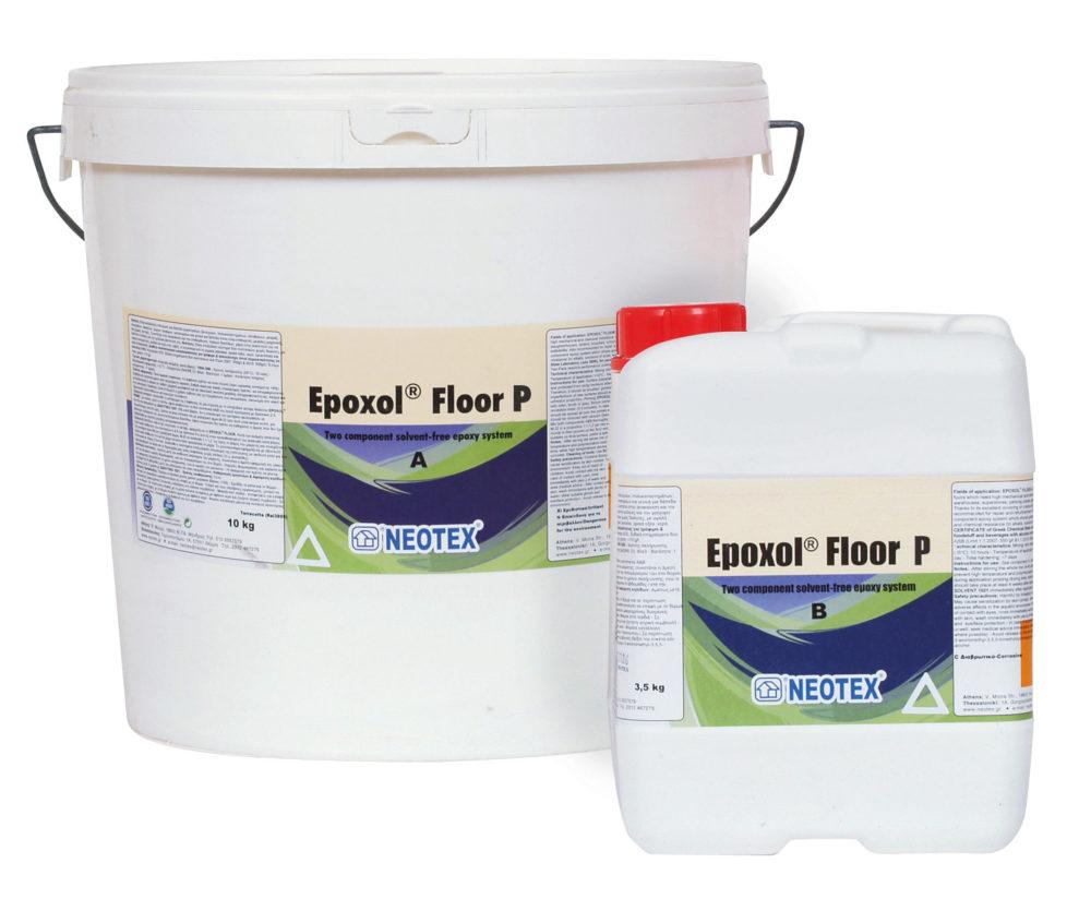 Епоксидне покриття для підлог Epoxol Floor P
