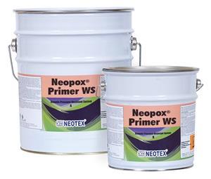 Эпоксидная грунтовка Neopox Primer WS