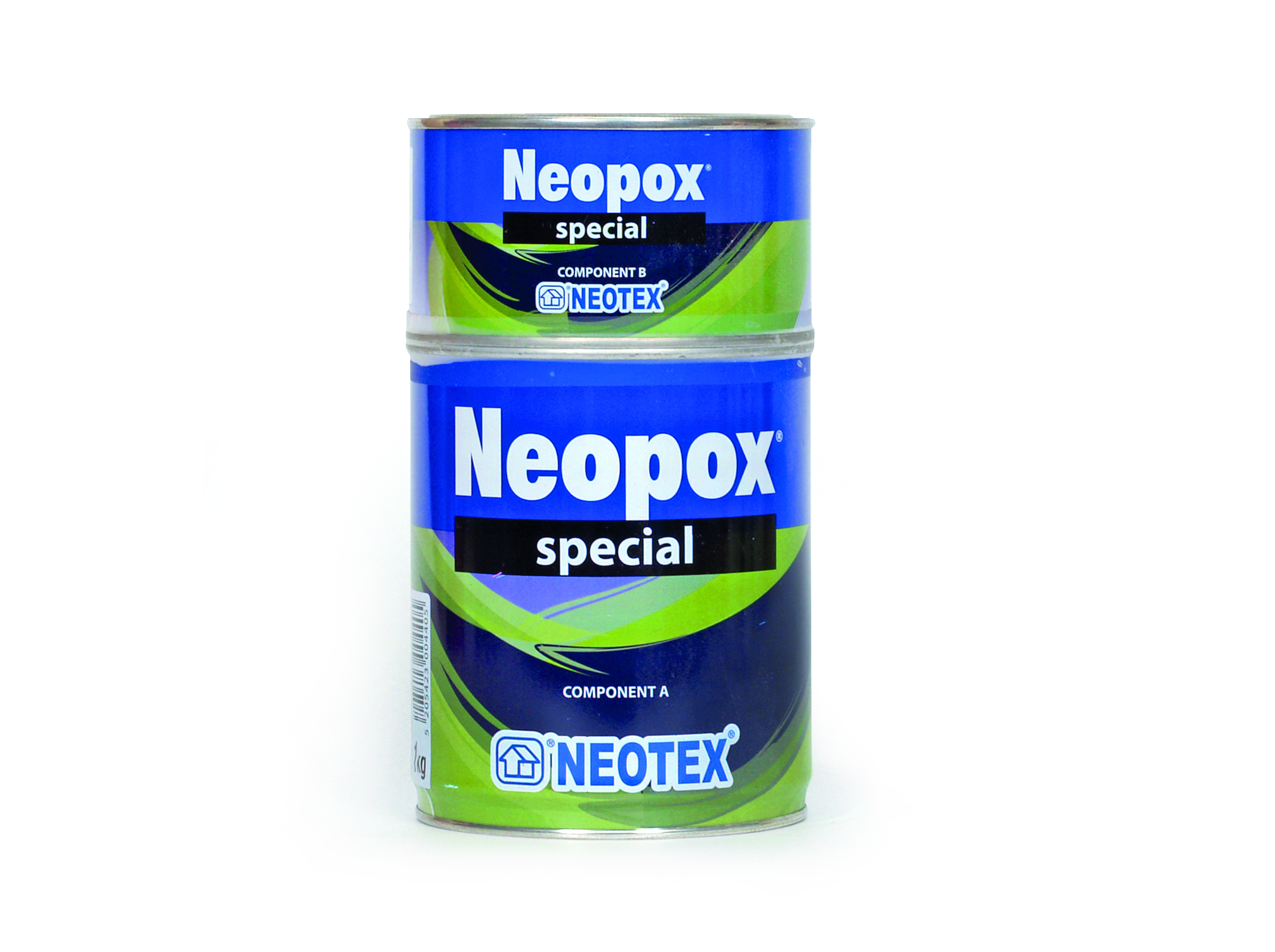 Епоксидне покриття для підлог Neopox Special