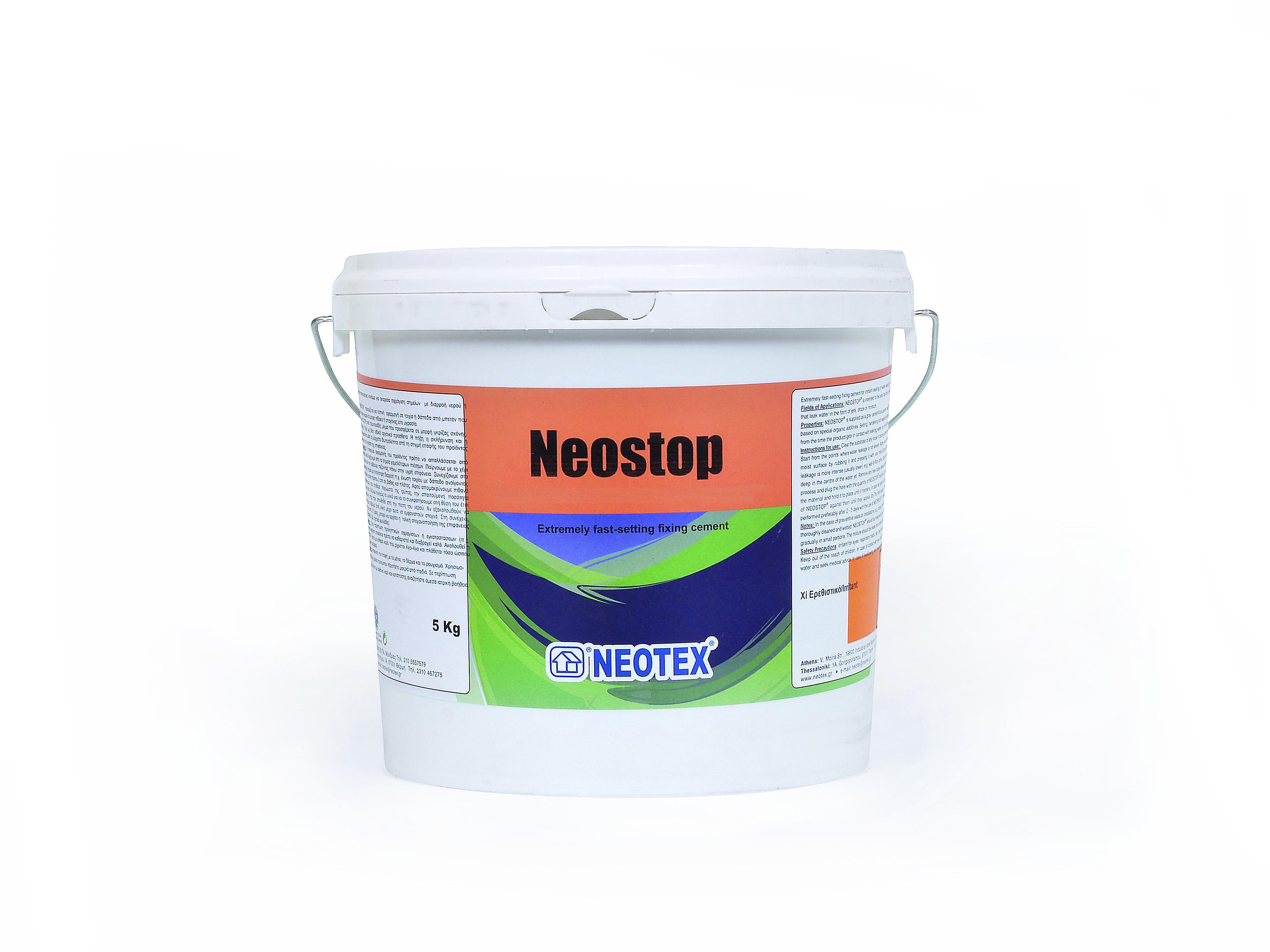 Суміш для ремонту бетону Neostop