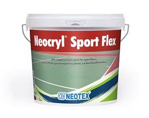 Спец покрытие Neocryl Sport Flex