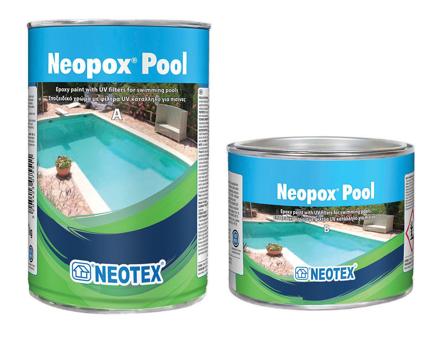 Спец покриття Neopox Pool