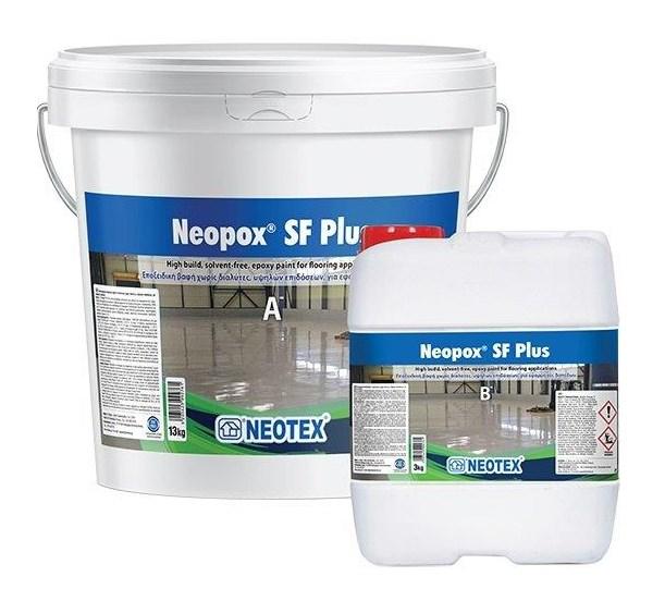 Епоксидне покриття для підлог Neopox SF Plus