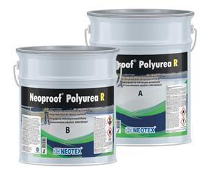 Гідроізоляційне покриття Neoproof Polyurea R