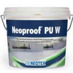 """Neoproof PU W-40 - покрытие """"всё в одном"""" от компании-производителя NEOTEX"""