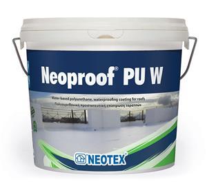 """Neoproof PU W-40 - покриття """"все в одному"""" від компанії-виробника NEOTEX"""