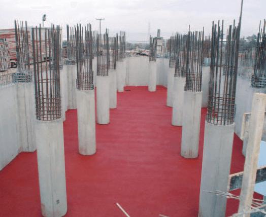 Домішки в бетон