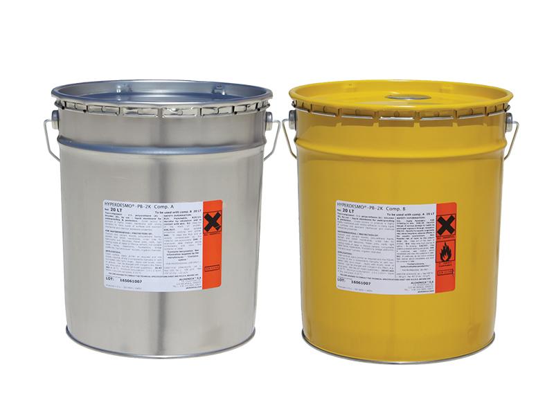 Полиуретаново-битумная жидкость Hyperdesmo PB 2K