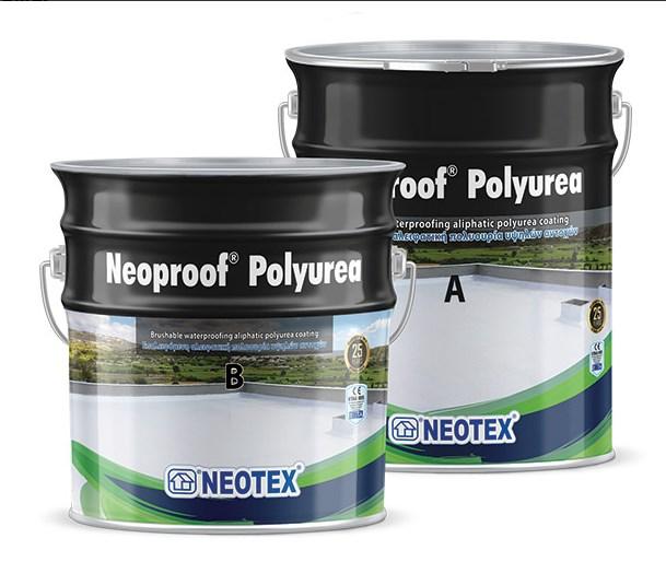 Гідроізоляційне покриття Neoproof Polyurea