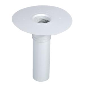 Воронка вертикальна Ermetic PVC SINTEC