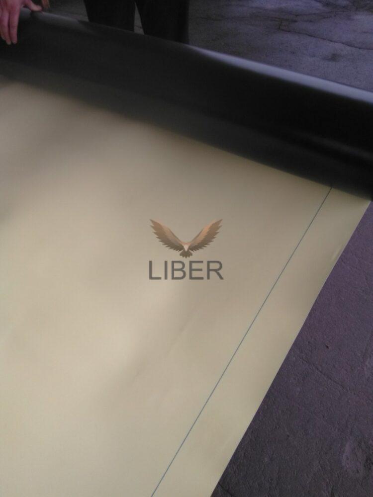 ПВХ мембрана для підземного будівництва LIBER PVC ECO