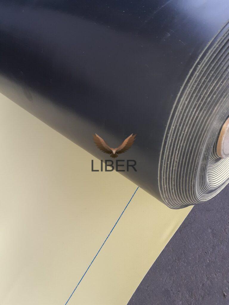 ПВХ мембрана для підземного будівництва LIBER PVC ECO1