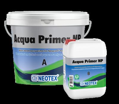 Епоксидна грунтівка на водній основі Acqua Primer NP