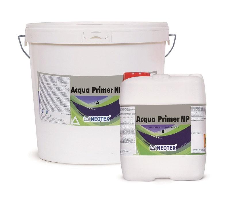 Эпоксидная грунтовка на водной основе Acqua Primer NP