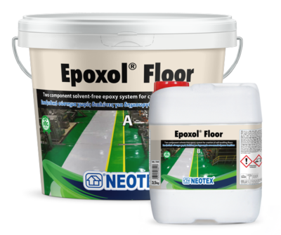 Эпоксидное покрытие для полов Epoxol Floor