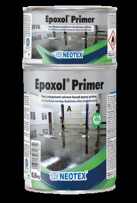Эпоксидная грунтовка Epoxol Primer1