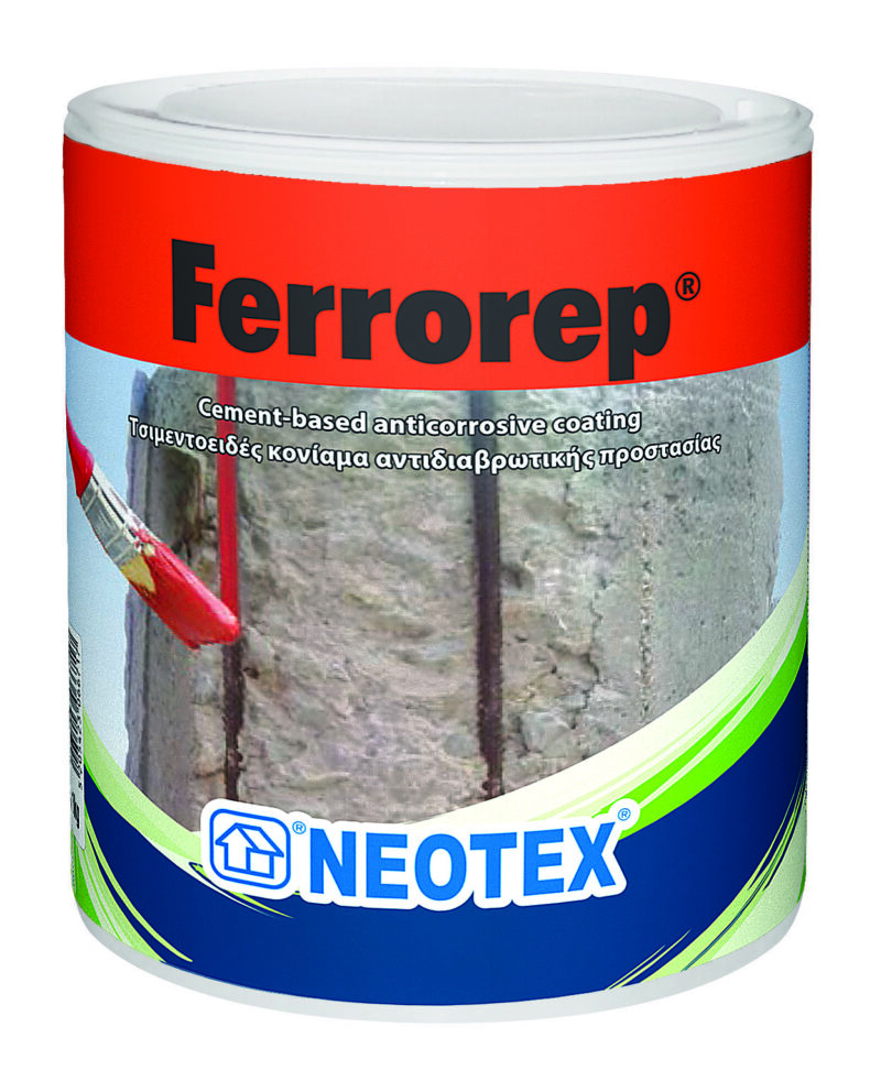 Антикоррозионное покрытие Ferrorep