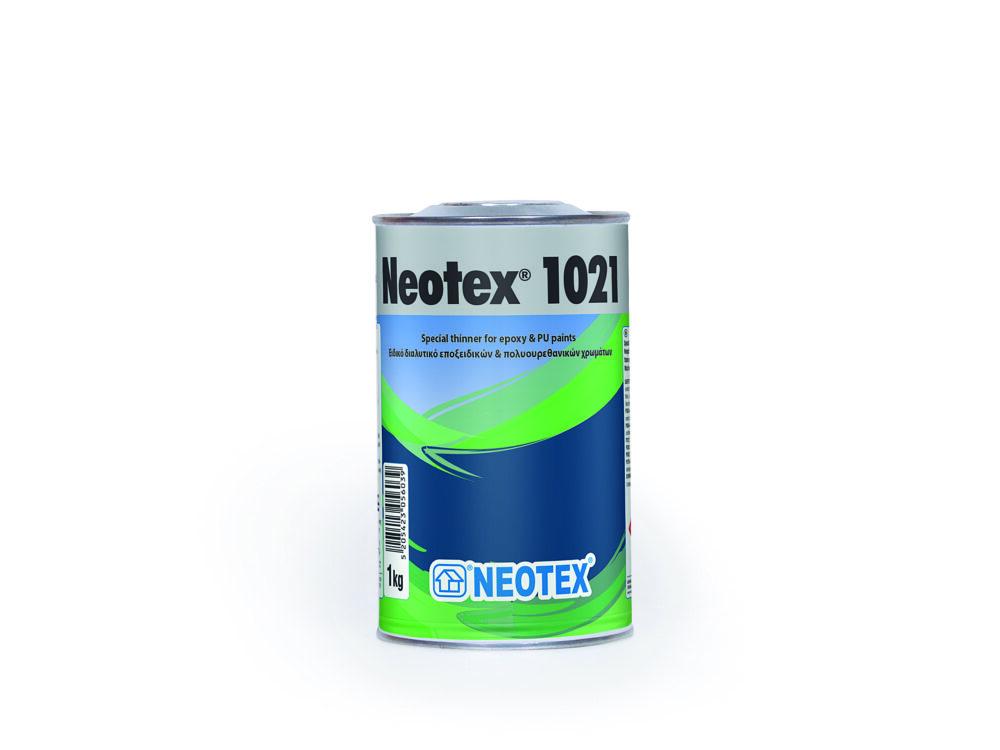 Neotex 1021, розріджувач (розчинник) для епоксидних поліуретанових систем