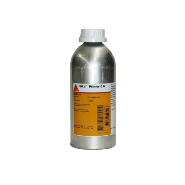 Sika Primer-3 N, эпоксидная грунтовка на основе растворителей