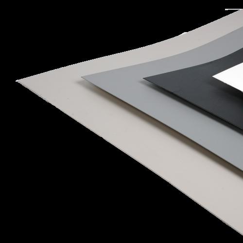 Металеві листи з оцинкованої сталі з ПВХ напиленням