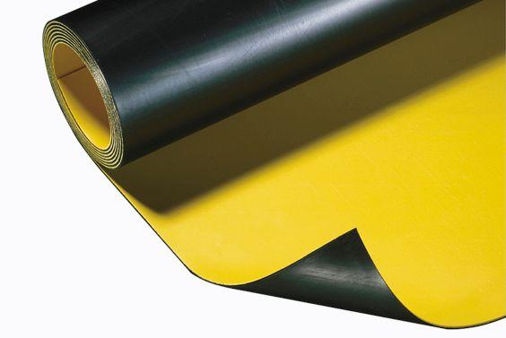 Sikaplan WP 1100 HL, гидроизоляционная мембрана для подвалов и тоннелей