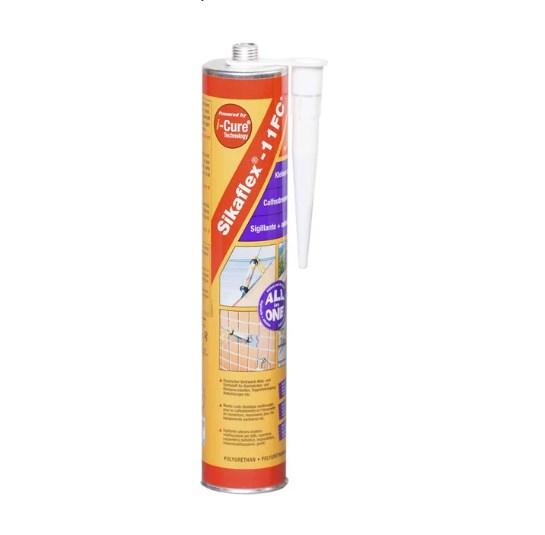Sikaflex-11 FC +, эластичный шовный герметик и многоцелевой клей для применения в середине и снаружи