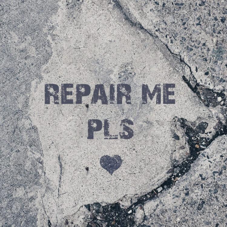Ремонтируй трещины, а не дом!