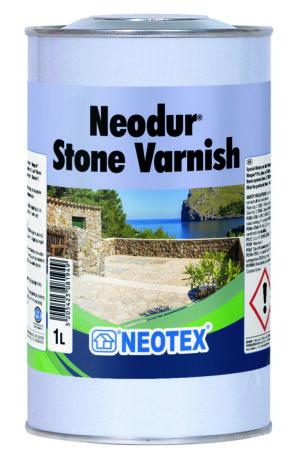 Neodur Stone Varnish, прозорий акриловий лак