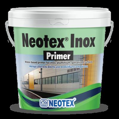 Neotex Inox Primer, однокомпонентна грунтовка на водній основі