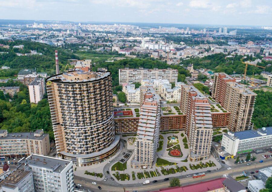Матеріали для гідроізоляції балконів та фундаменту - ЖК MIRAX