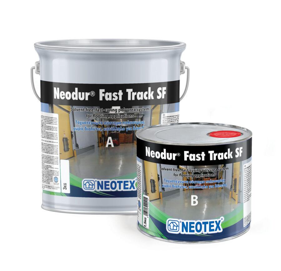 Neodur Fast Track SF, швидковисихаюча аліфатична полісечовина без розчинників