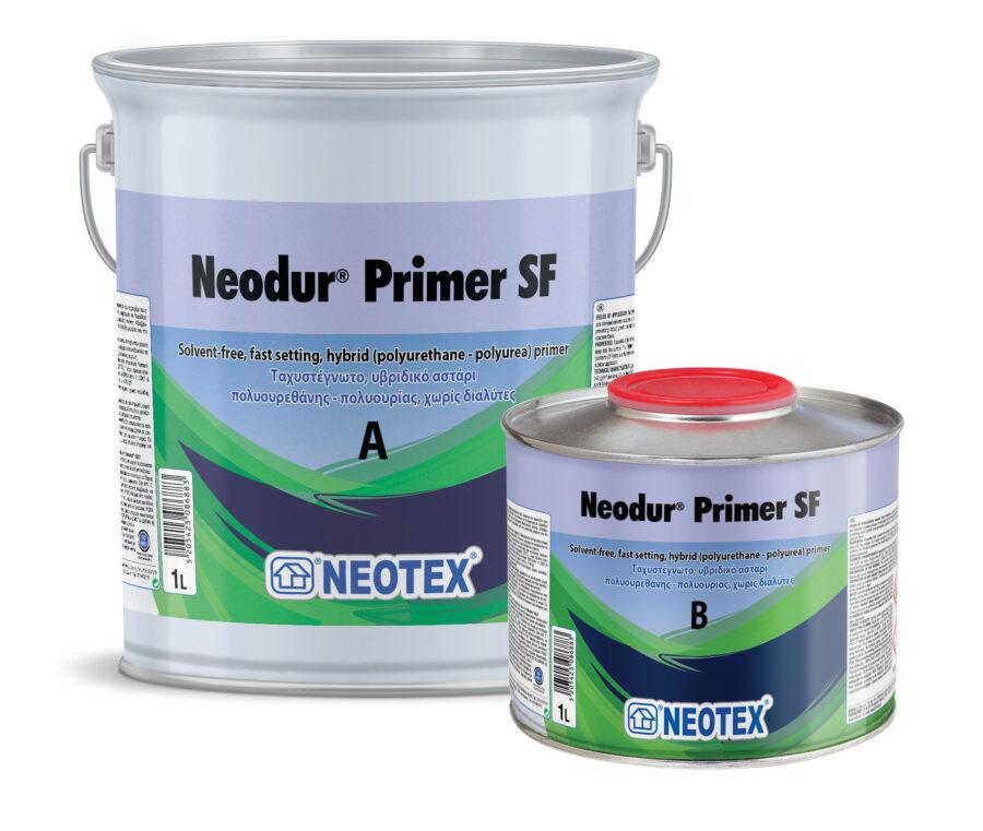 Neodur Primer SF, быстровысыхающая грунтовка для полов